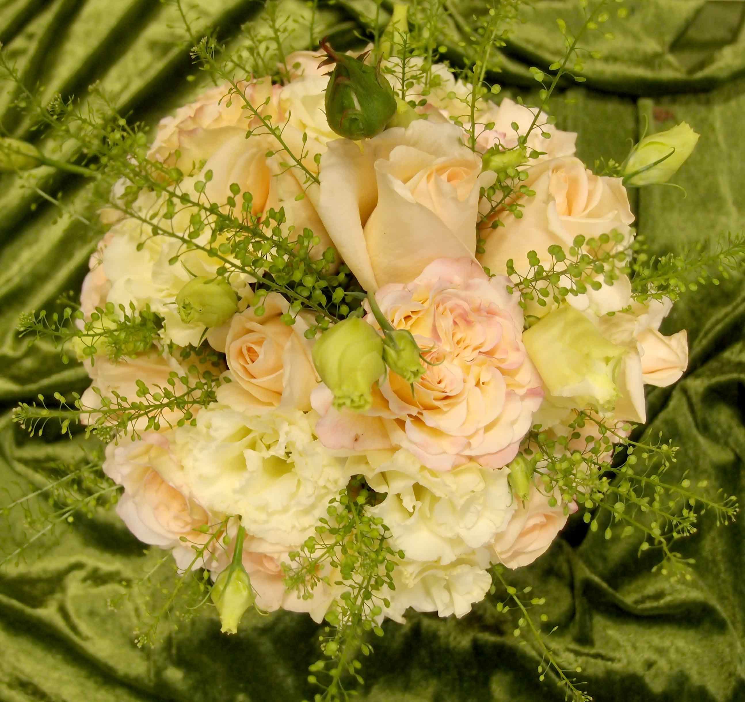 Hochzeit Feiern – Blütenkorb